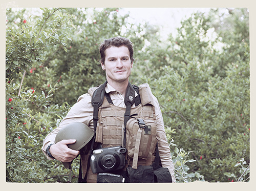 Afghanistan, April 2011. For the nerds, the camera is an Fujifilm Instax Wide.