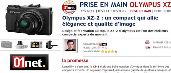 My main job : hitech reporter/reviewer for the website 01net.com and the weekly magazine Micro Hebdo